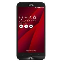 """Smartphone ASUS ZenFone 2 Laser (ZE550KL) - Smartphone - double SIM - 4G LTE - 16 Go - microSDXC slot - GSM - 5.5"""" - 1 280 x 720 pixels - IPS - 13 MP (caméra avant de 5 mégapixels) - Android - rouge"""