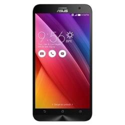 """Smartphone ASUS ZenFone 2 (ZE551ML) - Smartphone - double SIM - 4G LTE - 64 Go - microSDXC slot - GSM - 5.5"""" - 1 920 x 1 080 pixels (403 ppi) - IPS - 13 MP (caméra avant de 5 mégapixels) - Android - noir"""