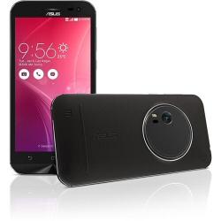 """Smartphone ASUS ZenFone Zoom (ZX551ML) - Smartphone - 4G LTE - 64 Go - microSDXC slot - GSM - 5.5"""" - 1 920 x 1 080 pixels (403 ppi) - IPS - 13 MP (caméra avant de 5 mégapixels) - Android - noir"""